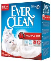 Ever Clean Наполнитель Multiple Cat (6 л) фото